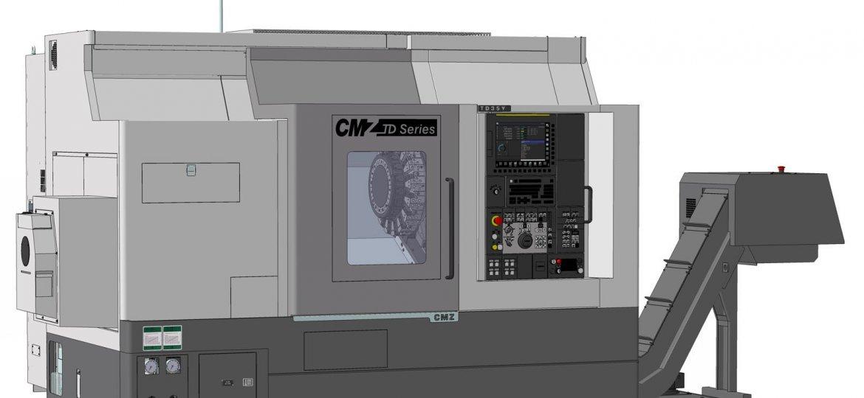 CMZ TD35 Y